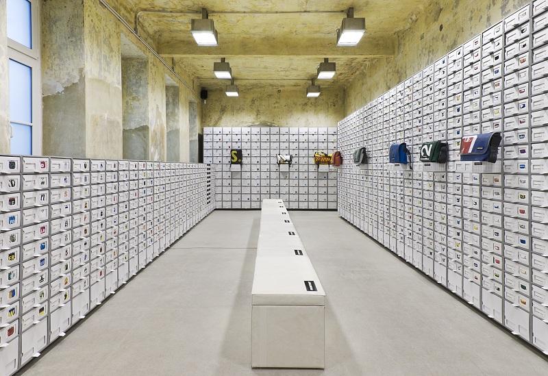 Freitag Store w Wiedniu/fot. materiały prasowe Freitag