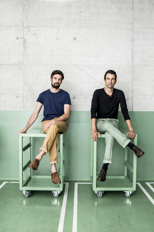 Założyciele marki Freitag - Marcus i Daniel Freitag/fot. materiały prasowe Freitag