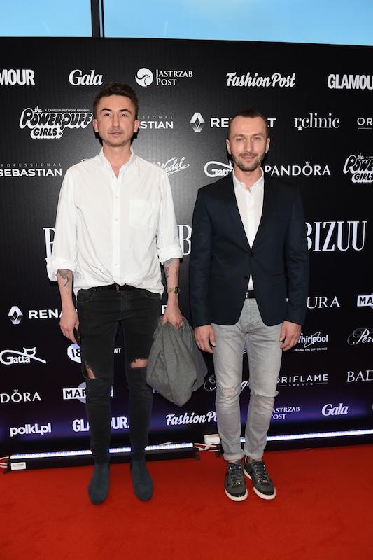 Marcin Paprocki i Mariusz Brzozowski/fot. Andrzej Marchwiński