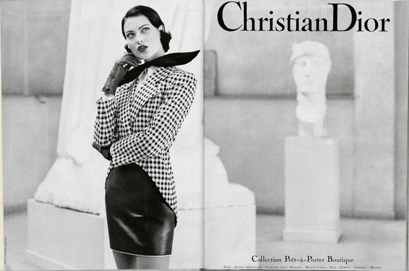 Kampania Dior z 1995 roku