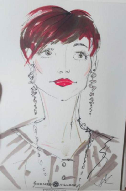 Ilustracja Adriany