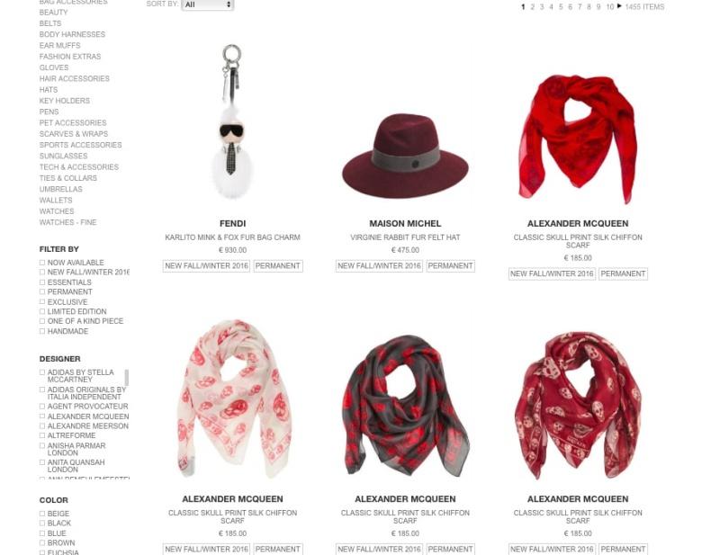 Materiały Luisaviaroma.com