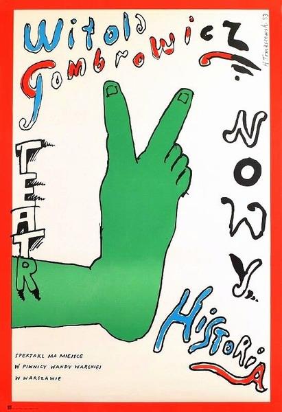 """Henryk Tomaszewski - """"Historia"""" 1984"""
