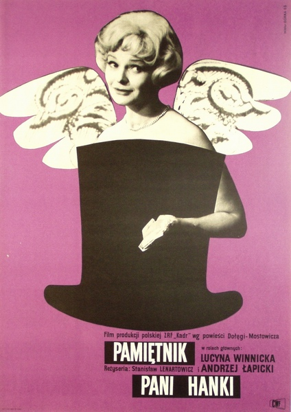 "Wiktor Górka - ""Pamiętnik Pani Hanki"" 1963"