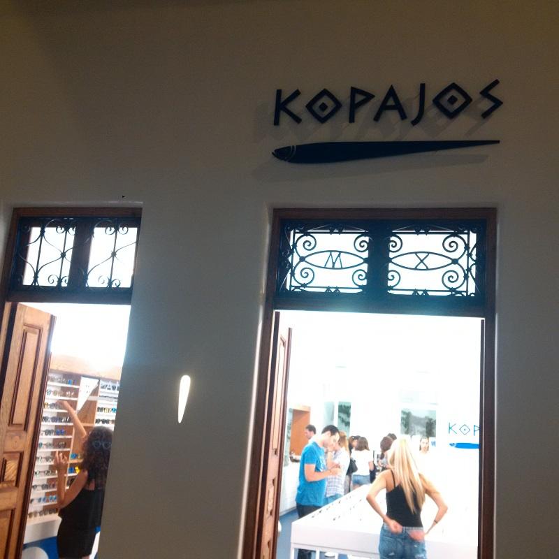 Kopajos Sunglasses/fot. Anna Puślecka