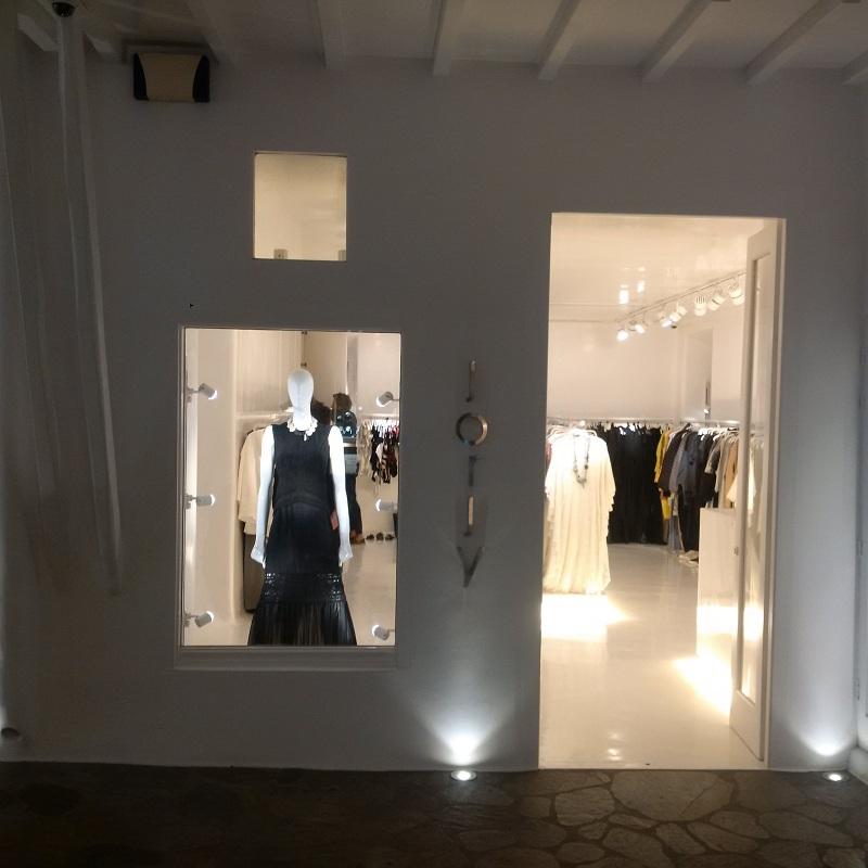Jorjy Boutique, Matoyanni Street/fot. Anna Puślecka