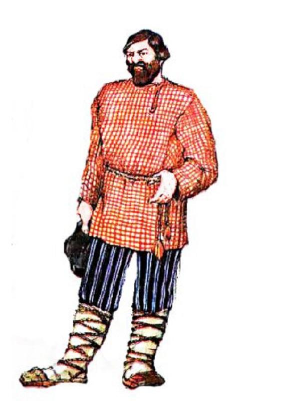 Rubaszka - tradycyjne rosyjskie ubranie/www.ruscuisine.com