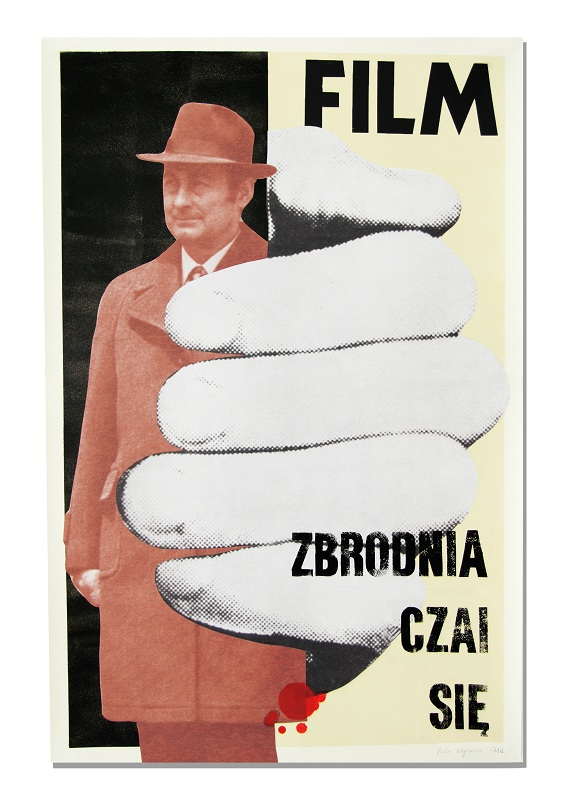 """""""Zbrodnia Czai Się"""" Piotr Krzymowski"""
