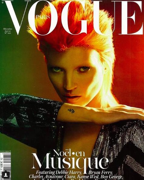 Vogue Paris, Kate Moss