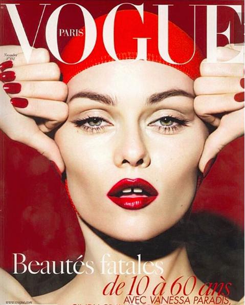 Vogue Paris, Vanessa Paradis