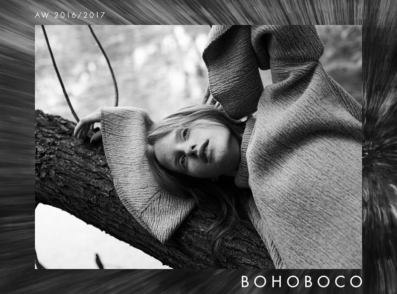 Kampania Bohoboco jesień-zima 2016/fot. Mateusz Stankiewicz
