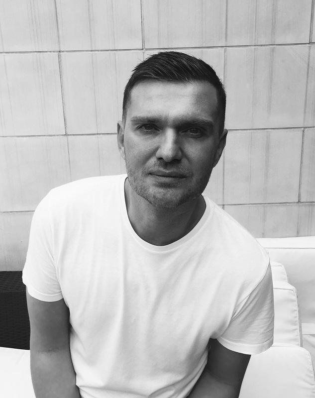 Maciej Zień, projektant mody/fot. archiwum prywatne