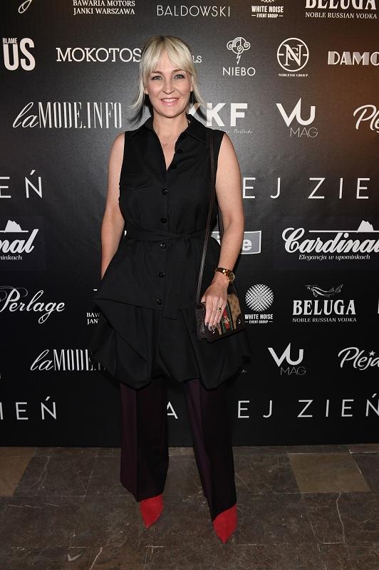Redaktor naczelna Do You Know Fashion - Anna Puślecka/fot. Andrzej Marchwiński