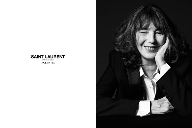 Kampania Saint Laurent Le Smoking, 2015
