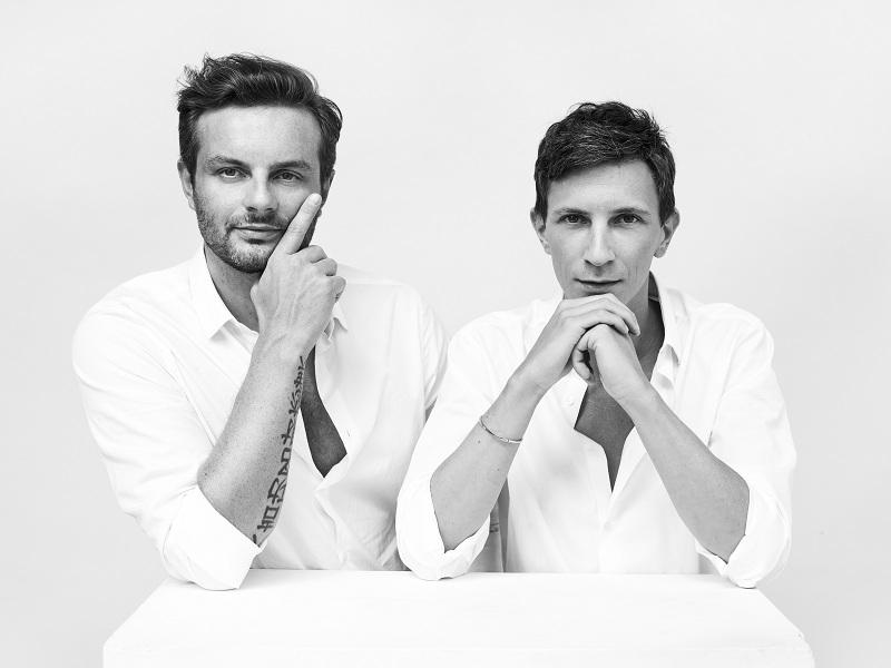 Projektanci marki Bohoboco - Michał Gilbert Lach i Kamil Owczarek