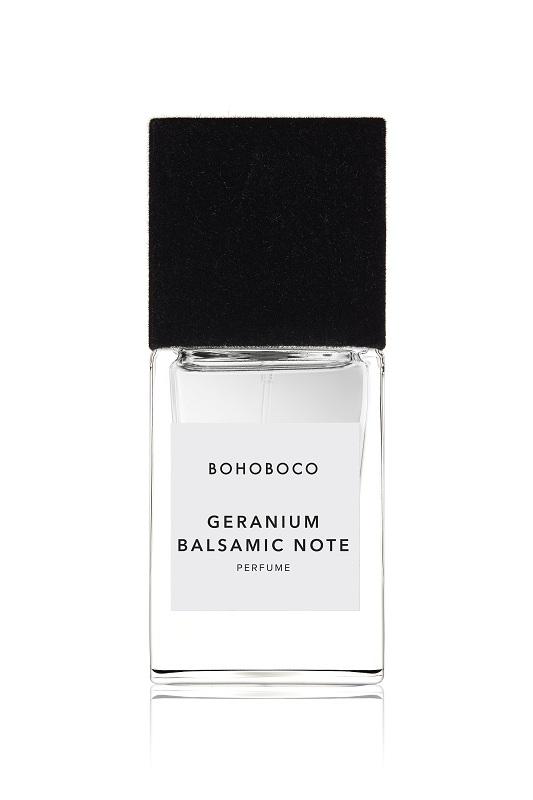 Geranium Balsamic Note Perfume