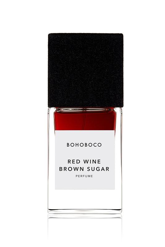 Red Wine Brown Sugar Perfume