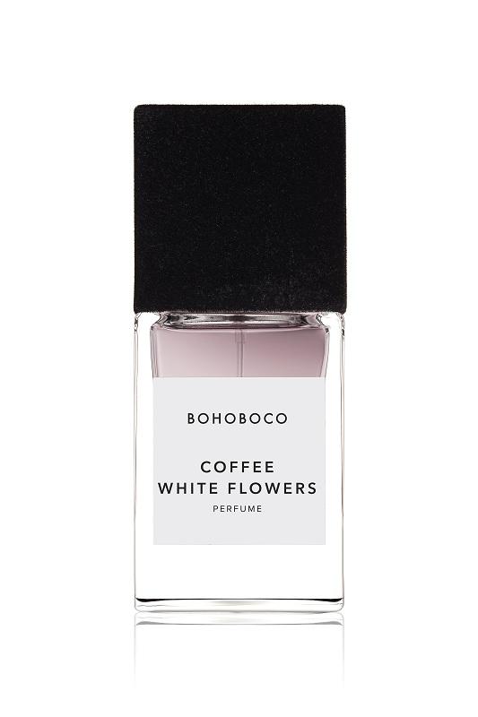 Coffee White Flowers Perfume