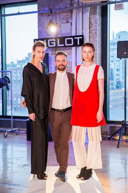 Uroczyste otwarcie tygodniowego showroom'u w Nowym Jorku/fot. Ivona Kaplan