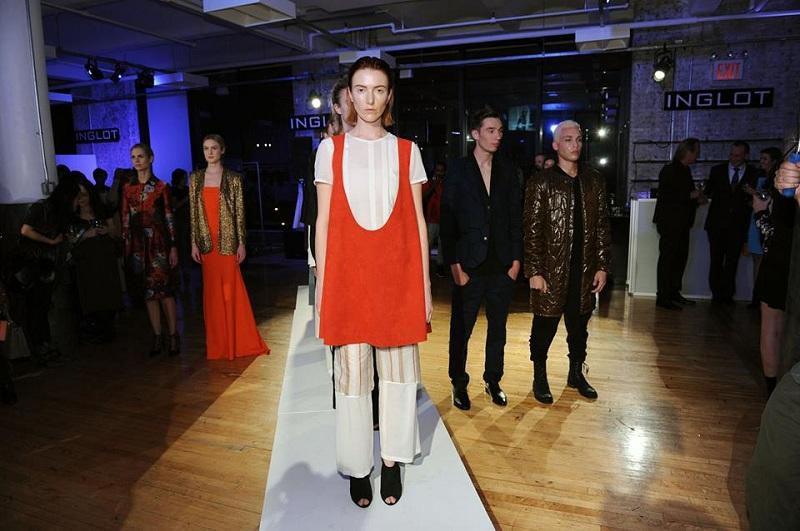 Uroczyste otwarcie tygodniowego showroom'u w Nowym Jorku/fot. Craig Barritt