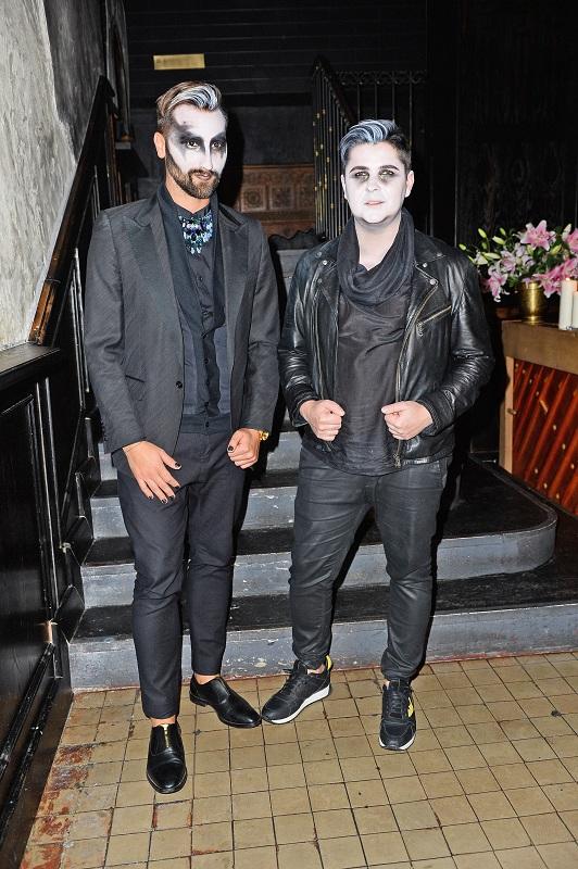 Duet Thecadess - Radek Rociński i Piotr Sałata/fot. MW Media