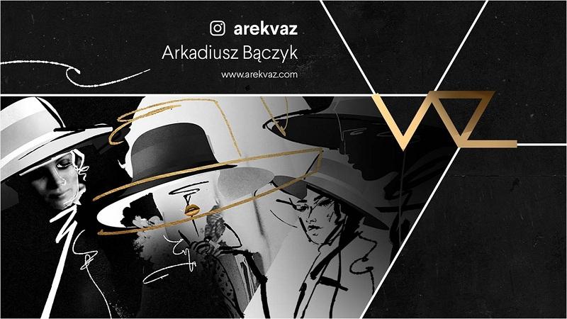 Praca laureata kategorii Fashion Ilustration Arka Bączyka (arekvaz)/fot. materiały prasowe Art & Fashion Forum by Grażyna Kulczyk