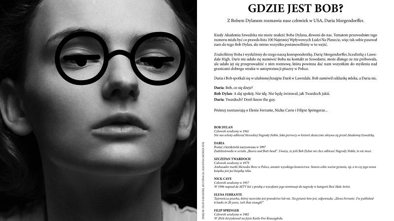 Praca laureatki kategorii Fashion Writing Magdy Machajskiej/fot. materiały prasowe Art & Fashion Forum by Grażyna Kulczyk