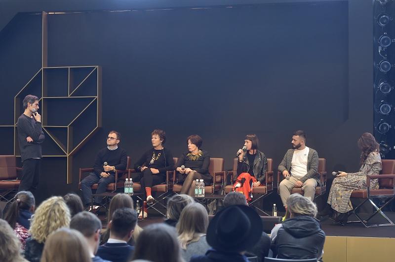 Panel 10-lecia Art & Fashion Forum/fot. materiały prasowe Art & Fashion Forum by Grażyna Kulczyk