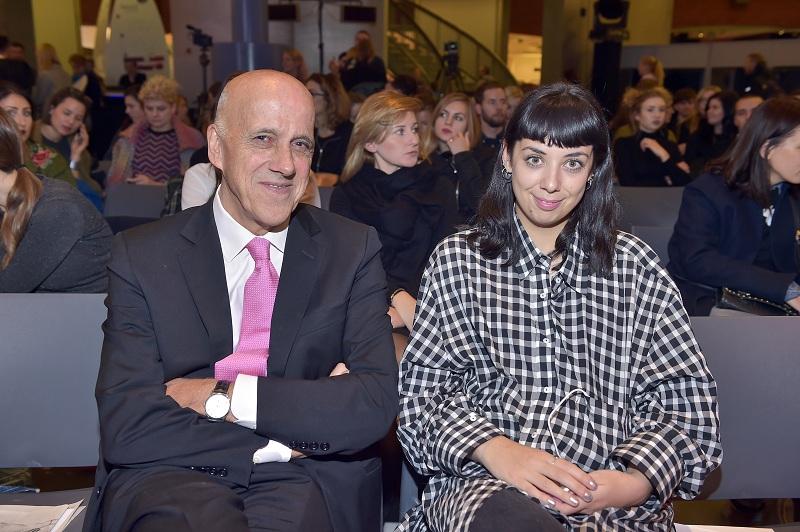 Philipe Garner/fot. materiały prasowe Art & Fashion Forum by Grażyna Kulczyk