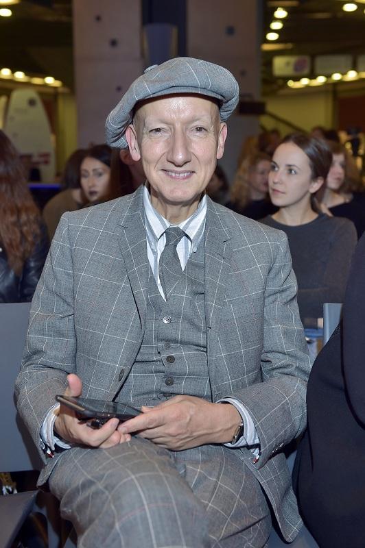 Stephen Jones/fot. materiały prasowe Art & Fashion Forum by Grażyna Kulczyk