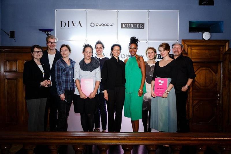 Diana Jankiewicz na Targach Blickfang w Wiedniu/fot. materiały prasowe Diana Jankiewicz