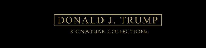 Logo  'Donald J. Trump Collection'