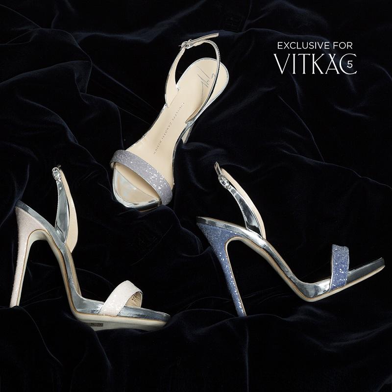 Kolekcja Giuseppe Zanotti 'Exclusive for Vitkac'/fot. materiały prasowe DH VITKAC/www.VITKAC.com