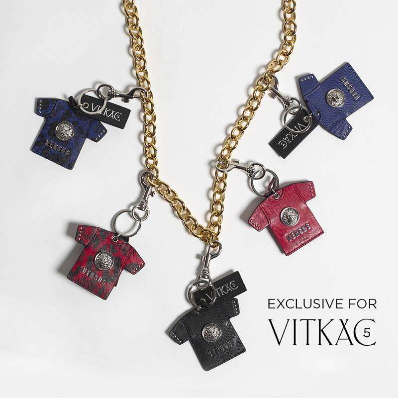 Kolekcja Versace Versus 'Exclusive for Vitkac'/fot. materiały prasowe DH VITKAC/www.VITKAC.com