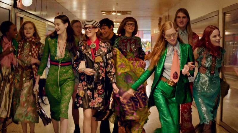 Kampania Gucci wiosna/lato 2016