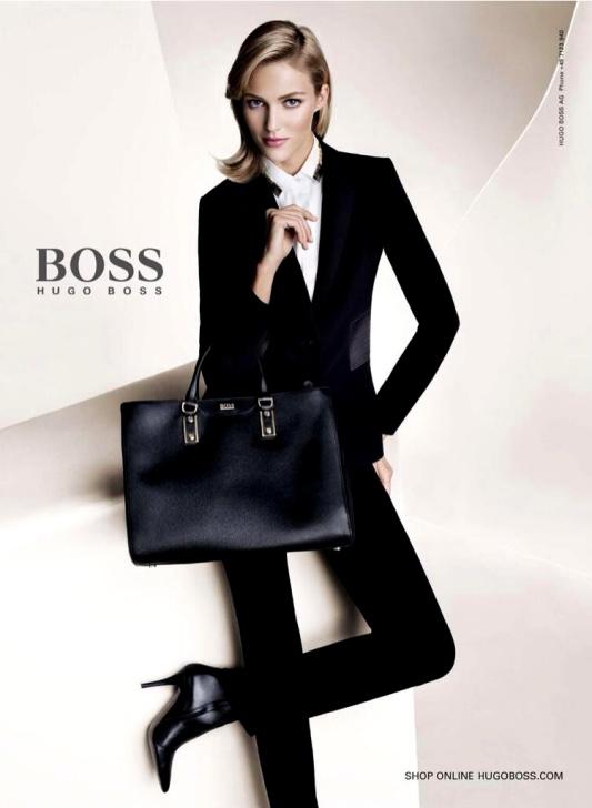Kampania Hugo Boss jesień/zima 2013/2014