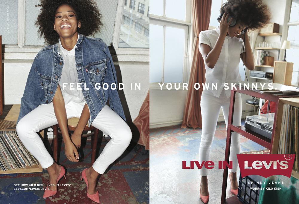 Kampania Levi's wiosna 2015