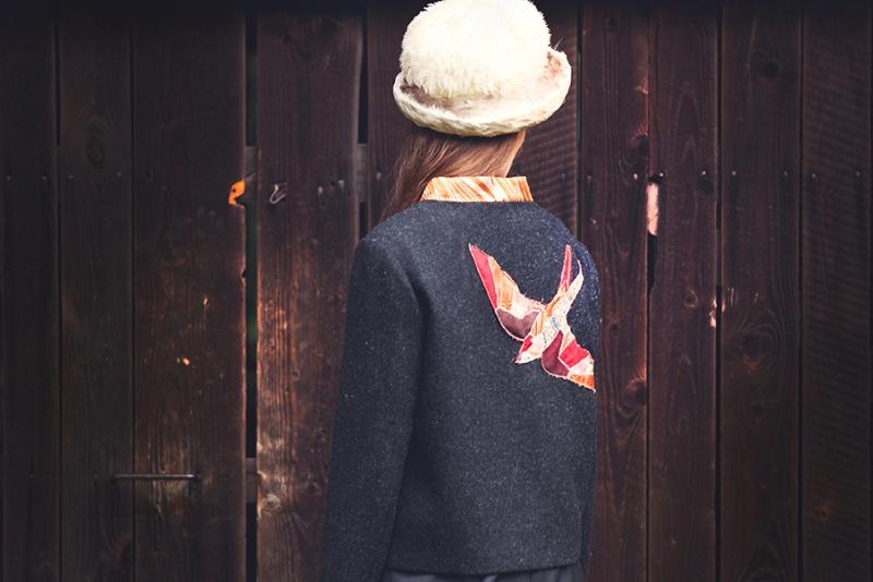 """Kolekcja """"Free Spirit""""marki RabbitRabbit na sezon jesień-zima 2016-17/fot. Edyta Potrząsaj"""