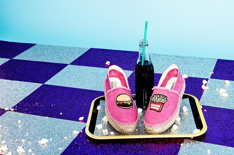 Kolekcja butów Chiary Ferragni wiosna-lato 2015