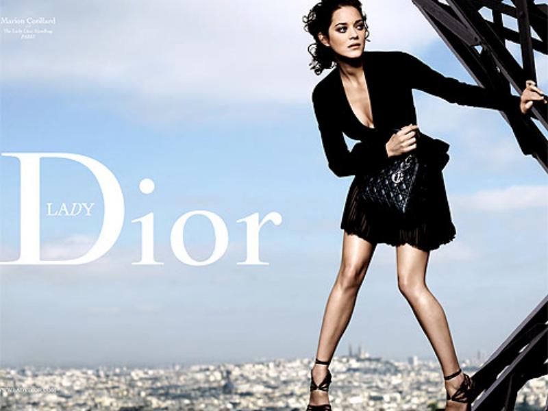 Kampania Dior wiosna 2014