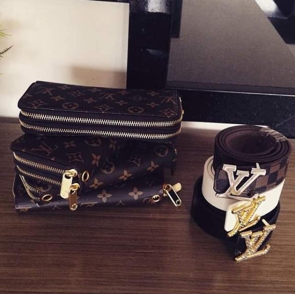 Kopie produktów marki Louis Vuitton/Instagram: @burguesinhasbags