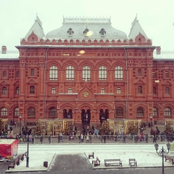 Państwowe Muzeum Historyczne w Moskwie/Instagram: @tasiasel