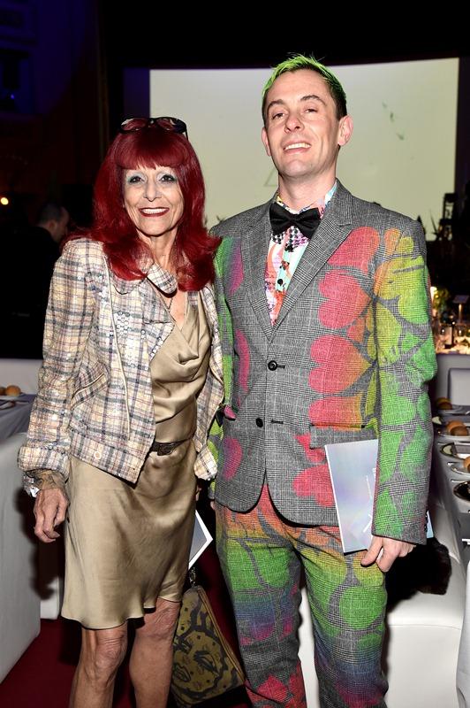 Patricia Field i Ben Copperwheat