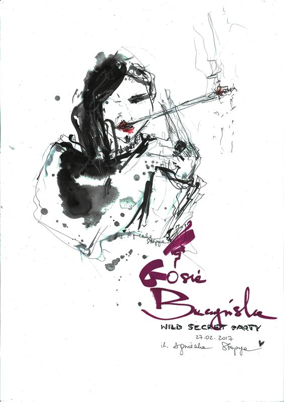 Gosia Baczyńśka/Ilustracja: Agnieszka Stopyra