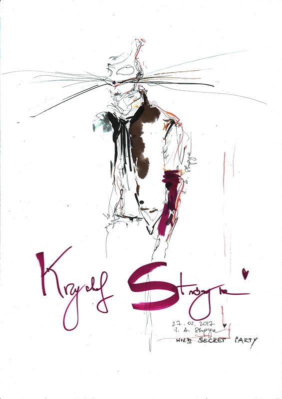 Krzysztof Stróżyna/Ilustracja: Agnieszka Stopyra