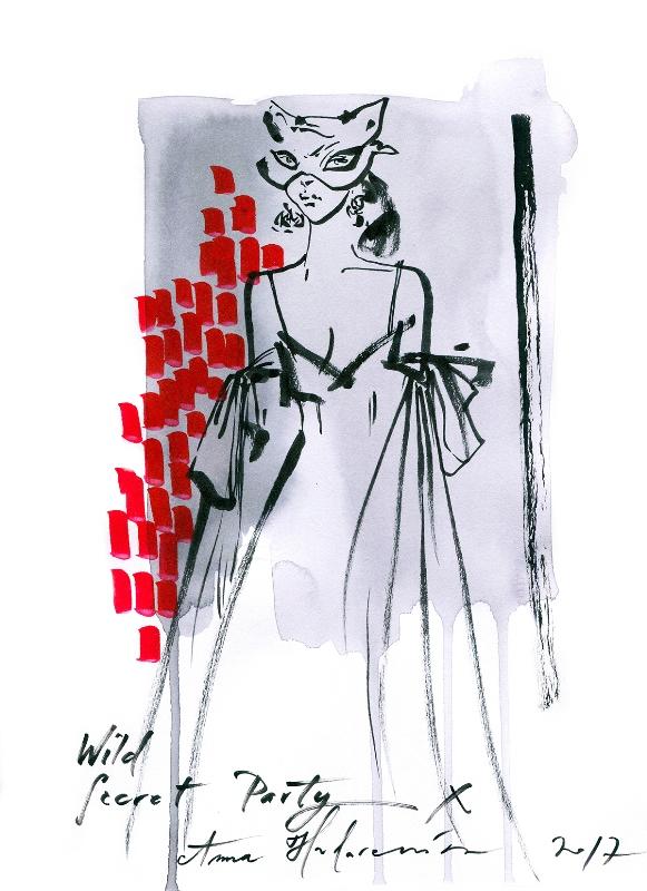 Lana Nguyen/Ilustracja: Anna Halarewicz