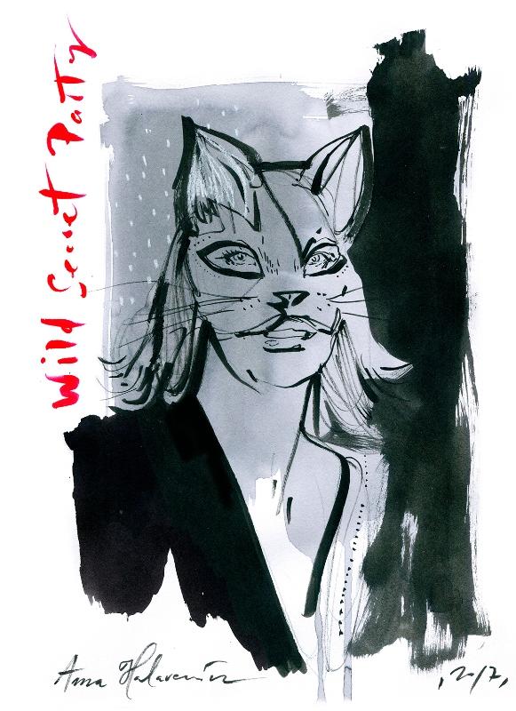 Redaktor naczelna DYKF - Anna Puślecka/Ilustracja: Anna Halarewicz