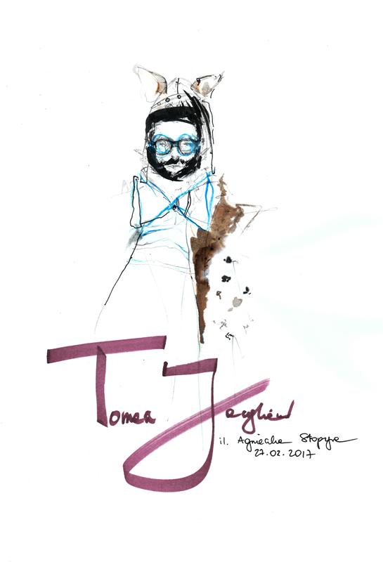 Tomasz Jacyków/Ilustracja: Agnieszka Stopyra