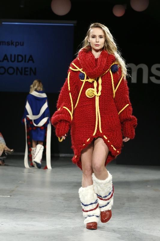Kolekcja Claudii Thoonen /fot.materiały prasowe