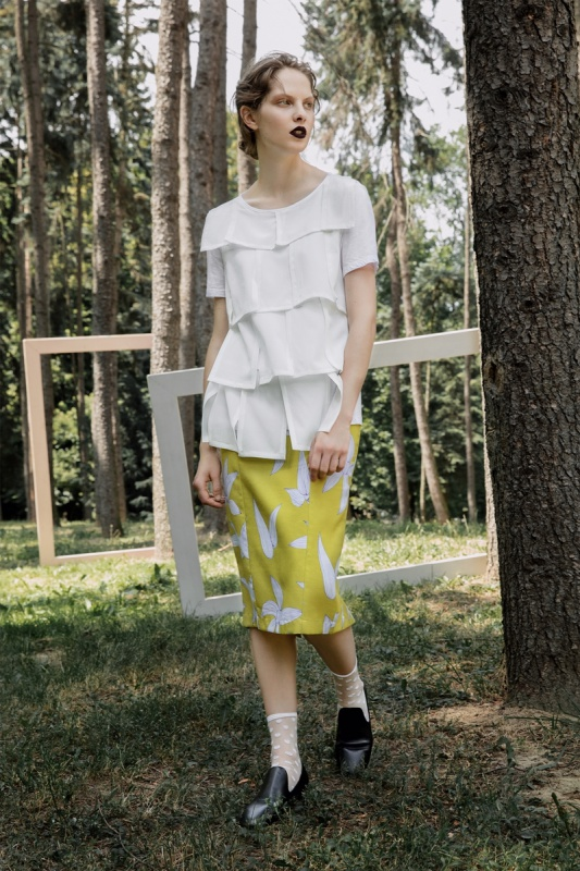 Ewa Shabatin wiosna - lato 2017